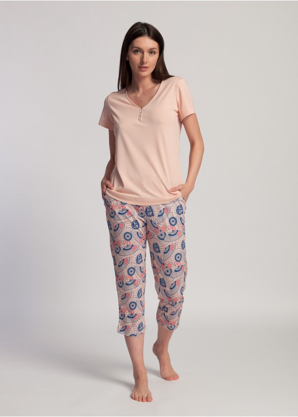 Women pyjamas Japan Fan Bamboo